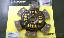 ACT Extreme 6 Puck Sprung Disc for R154