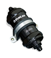 Fuelab 6 Micron E85 Fuel Filter, AN-8