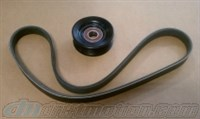 1JZ/2JZ Serpentine Tensioner Pulley/Belt No AC or PS
