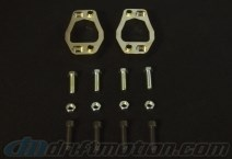 Xcessive MX83 Roll Center Adjusters - Negative Camber
