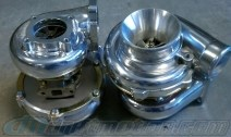 T3/T4 Twin Turbo Pair For V8 Engines