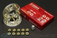 Ichiba Version II Wheel Spacers for Nissan 240SX/300ZX/350Z/G35