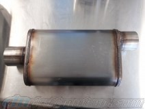 High Flow 3 in. Muffler