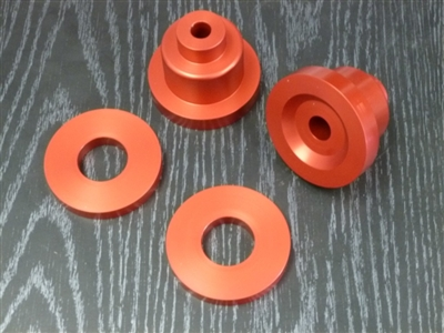 Battle Version MK4/SC300/400 Solid Differential Bushings (Front)