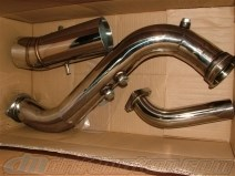 1JZ Single Turbo Downpipe Kit