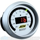 AEM's Digital 35PSI Boost Gauge, 52mm