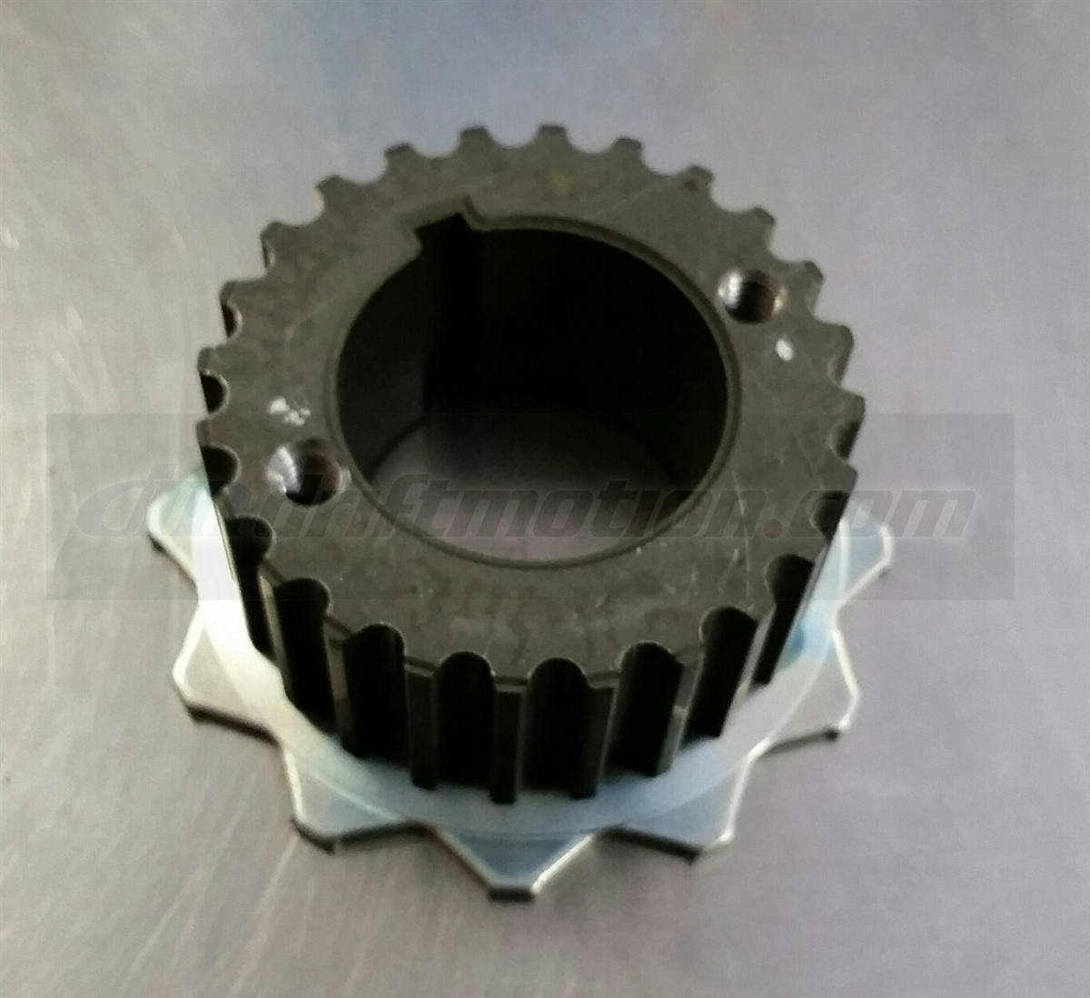 1JZ/2JZ Lower Timing Pulley with Tig Welded Trigger Wheel