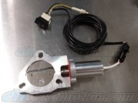 3 inch Electric Exhaust Cutout with Switch Kit
