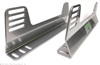 Planted Aluminum Offset Universal Side Mounts - GREY