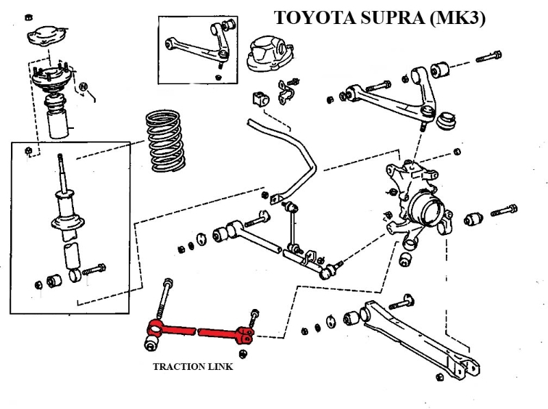 Triple C Camber Adjustment Bolts Mpn Tc116 furthermore Showthread furthermore Mercedes Rear Suspension Diagram furthermore Alfa Romeo 75 America moreover Products. on camber bolt location