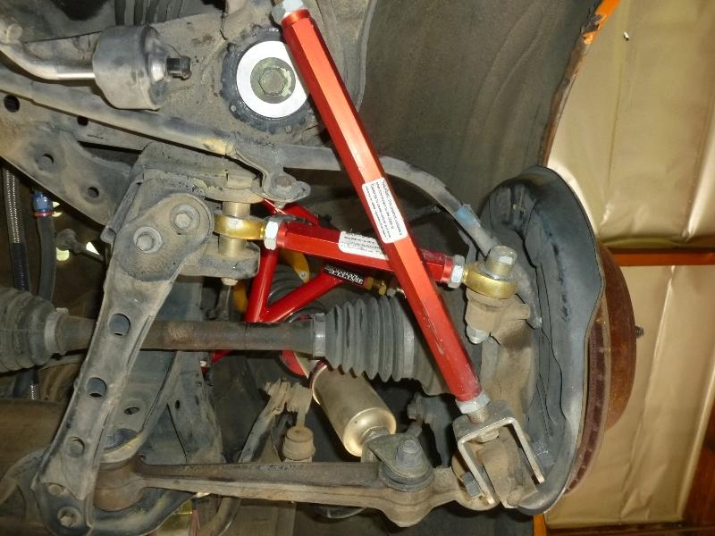 mk4 supra rear suspension