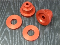 Battle Version GS300 (Gen 1) Solid Differential Bushings (Front)