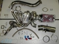 2JZ-GE NA-T Billet 6465 Turbo Kit