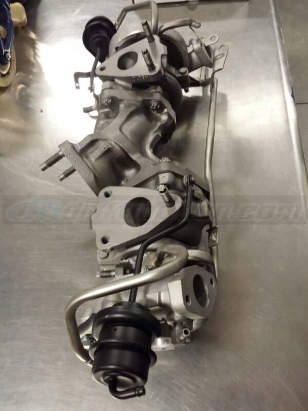 1JZ-GTE Twin Turbo Billet Upgrade/Rebuild2jz Twin Turbo Upgrade