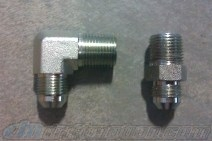 "AN-4 to 1/8"" NPT Fitting"