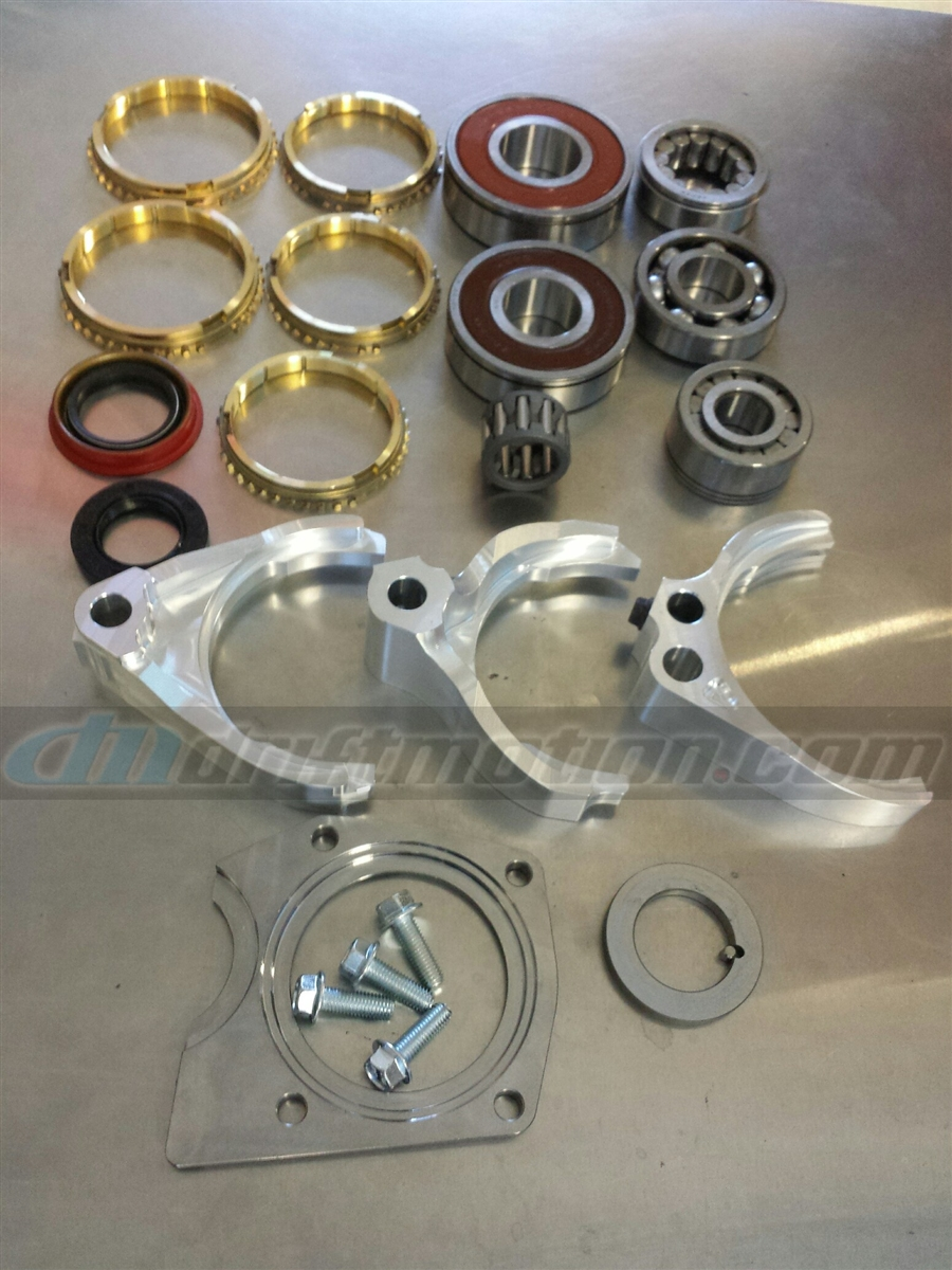 toyota manual transmission rebuild kit