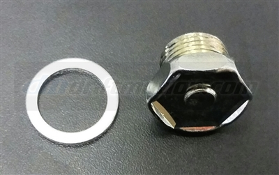 R154 Drain or Fill Plug With Crush Washer