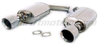 Tanabe Touring Medallion Exhaust for 92-00 SC300/400