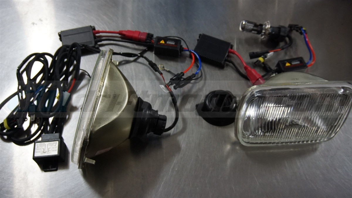 Mk3 Supra Hid Kit Toyota Wiring Harness