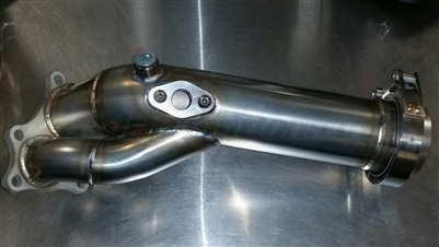 Future Fab 1JZ VVTi Downpipe Kit for Stock Turbo