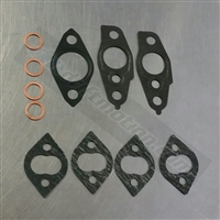 CT12 Twin Turbo Gasket Set