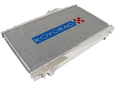 Koyo Race Radiator for IS300 (01-05) with Manual Trans