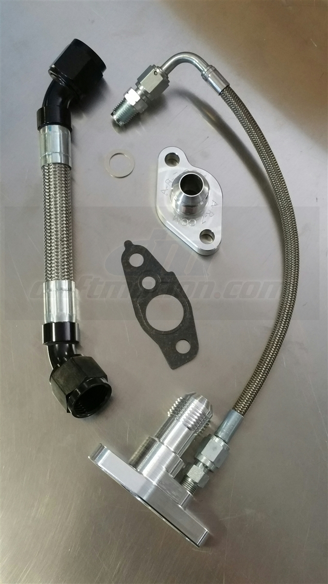 CT15 Oil Softline Kit for Rear Sump 1JZ-GTE VVTi