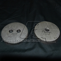 PHR Weld-In Rear Differential Mounts For MK4 Supra