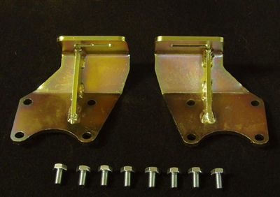 Xcessive S14 to JZ Motor Mount Brackets