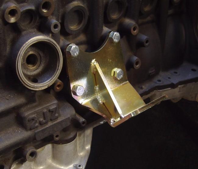 1JZ 2JZ Motor Swap Mount BracketFor 240SX S13 S14