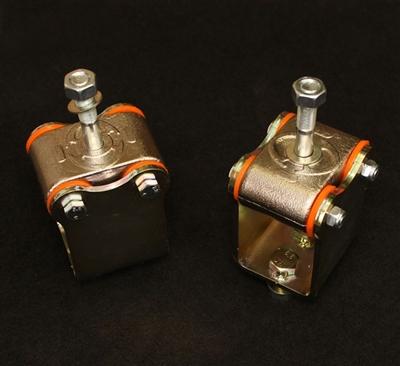 Xcessive urethane motor mount series 12 for Polyurethane motor mounts vs rubber