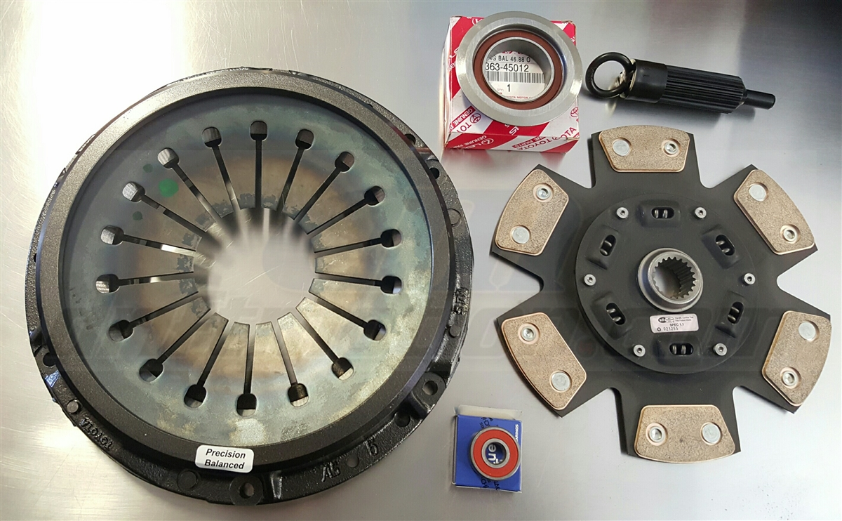 Driftmotion Stage 3 5 Clutch Kit for R154