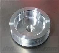 1JZ/2JZ Alternator Underdrive Pulley