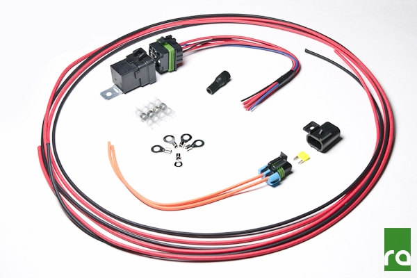 Radium DIY Fuel Pump Wiring KitDriftmotion