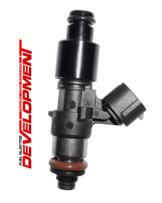 FID 2000cc Bosch Fuel Injectors, High Impedance, With Clips