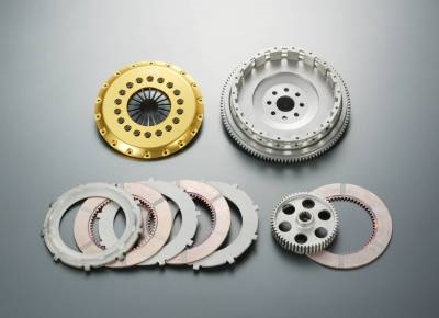OS Giken R3C Triple Disc Clutch