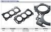 Tomei Metal Head Gasket Pair For Nissan VQ35 0.7mm