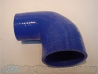 Reducer Elbow 90 deg 2.5 to 2 Inch Silicone