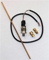 ProEfi Exhaust Back Pressure Sensor Kit