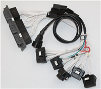 ProEfi MK4 Supra Patch Harness Only, For 128 ECU