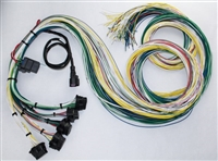 ProEfi 9' Flying Lead Harness for 128 ECU, 4000a