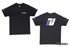 TOMEI T-SHIRT TOMEI 2016 HANES 6oz HEAVY BLACK