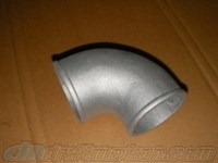 Cast Aluminum Elbow 3 inch