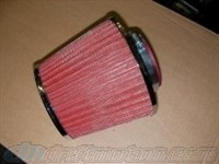 Filter 3 inch Red