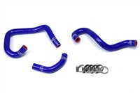 HPS Blue Heater Hose Kit Toyota 93-98 Supra MK4 2JZ Turbo Left Hand Drive