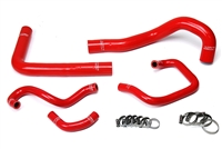 HPS Red Radiator + Heater Hose Toyota 93-98 Supra MK4 2JZ Turbo Left Hand Drive