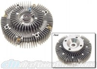 Modified LS400 Fan Clutch for 1JZ/2JZ swaps