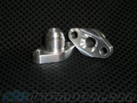 AZ Performance GT Series Turbo Oil Drain Flange