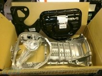 1JZ/2JZ Front Sump Oil Pan Kit