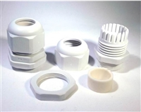 Cable Gland (White)